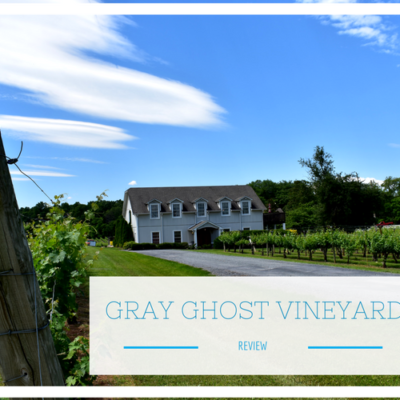 Gray Ghost Vineyards Review